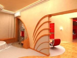 Пример ремонта стен в квартире