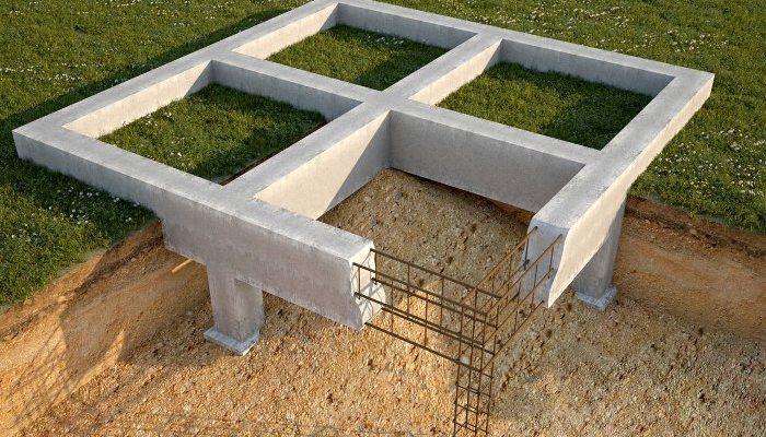Использование опалубки для монолитного строительства