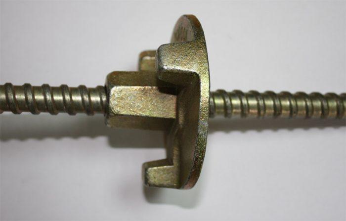 Пример стяжного винта для системы опалубки